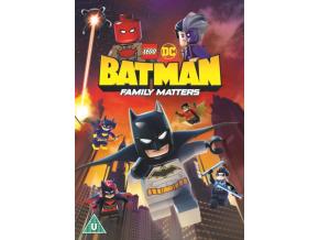 Lego Dc Batman: Family Matters Vanilla (DVD)