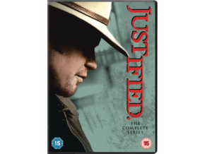Justified - The Complete Seasons 1-6 (Non Uv) (DVD Box Set)