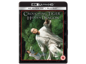 Crouching Tiger. Hidden Dragon (Uhd & Bd Ae - 2 Discs) (Non Uv) (Blu-ray 4K)