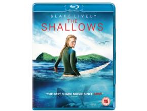 Shallows. The (Non Uv) (Blu-ray)