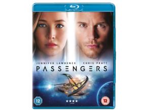 Passengers (2016) (Non Uv) (Blu-ray)