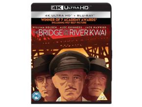Bridge On The River Kwai. The (Original Version) (Uhd & Bd - 2 Discs) (Non Uv) (Blu-ray 4K)