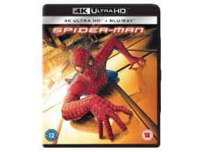 Spider-Man (2002) (Uhd & Bd Ce - 2 Discs) (Non Uv) (Blu-ray 4K)
