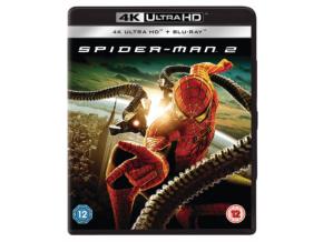 Spider-Man 2 (2004) (Uhd & Bd Ce - 2 Discs) (Non Uv) (Blu-ray 4K)