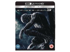 Spider-Man 3 (2007) (Uhd & Bd Ce - 2 Discs) (Non Uv) (Blu-ray 4K)