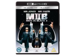 Men In Black Ii (Uhd & Bd - 2 Discs) (Non Uv) (Blu-ray 4K)