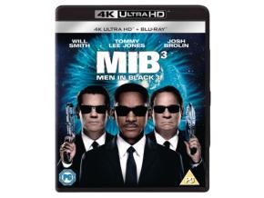 Men In Black 3 (Uhd & Bd - 2 Discs) (Non Uv) (Blu-ray 4K)