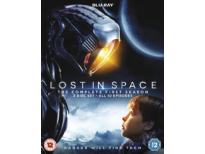 Lost In Space Season 1 (2018) (Blu-ray)