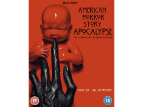 American Horror Story Season 8 (Blu-ray)
