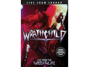WRATHCHILD - Live From London (DVD)