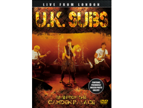 UK SUBS - Live From London (DVD)