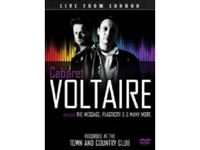 CABARET VOLTAIRE - Live From London (DVD)