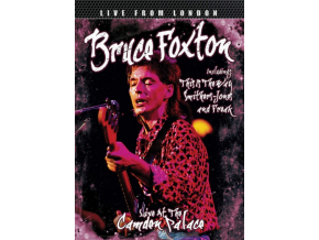 BRUCE FOXTON (THE JAM) - Live From London (DVD)