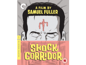 Shock Corridor (1963) (Criterion Collection) Uk Only (Blu-ray)