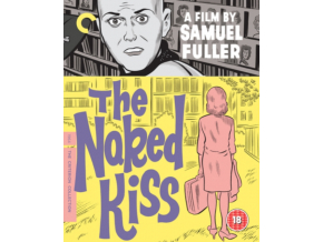 Naked Kiss. The (1964) (Criterion Collection) Uk Only (Blu-ray)