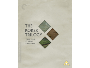 Koker Trilogy. The (Criterion Collection) Uk Only (Blu-ray)