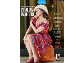 VARIOUS ARTISTS - Gioachino Rossini: LItaliana In Algeri (DVD)