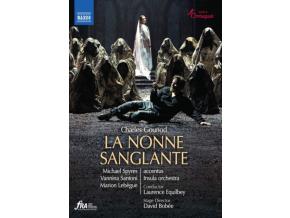 SOLOISTS / ACCENTUS / EQUILBEY - Charles Gounod: La Nonne Sanglante the Bleeding Nun (DVD)
