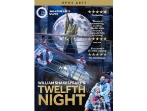 VARIOUS ARTISTS - William Shakespeares Twelfth Night (DVD)