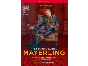 VARIOUS ARTISTS - Kenneth Macmillans Mayerling (DVD)