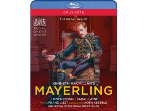 VARIOUS ARTISTS - Kenneth Macmillans Mayerling (Blu-ray + DVD)