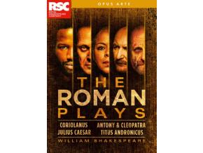 VARIOUS ARTISTS - The Roman Plays (Blu-ray + DVD)