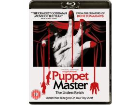 Puppet Master: The Littlest Reich (Blu-ray)