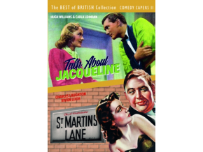 Comedy Capers #2 (St. Martins Lane. Talk About Jacqueline) (DVD)