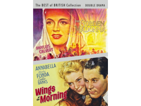 Drama Double Bill (The Golden Madonna. Wings Of The Morning) (DVD)