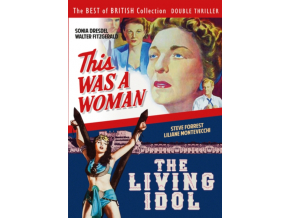 Thriller Double Bill (This Was A Woman. The Living Idol) (DVD)