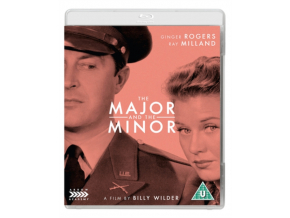 Major And The Minor. The (Blu-ray)