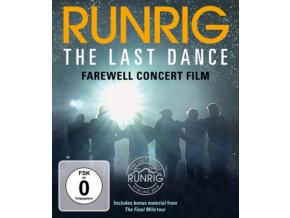 RUNRIG - The Last Dance - Farewell Concert Film (Blu-ray)