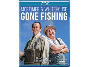 Mortimer & Whitehouse: Gone Fishing Series 2 (Blu-ray)