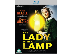 Lady With A Lamp. The (Blu-ray)