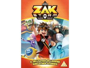 Zak Storm - A Jellyfish Of Legend And Other Stories (DVD)