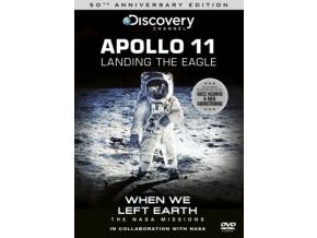 Apollo 11 - Landing The Eagle (DVD)