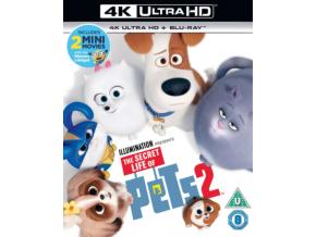 Secret Life Of Pets 2 (Blu-ray 4K)