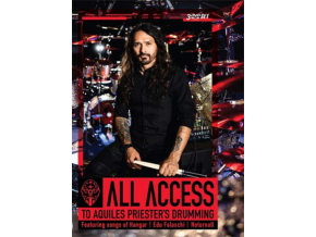 AQUILES PRIESTER - All Access To Aquiles Priesters Drumming (DVD)