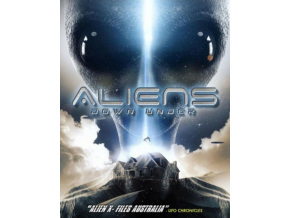 VARIOUS ARTISTS - Aliens Down Under (DVD)