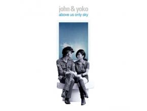 JOHN LENNON & YOKO ONO - Above Us Only Sky (Blu-ray)