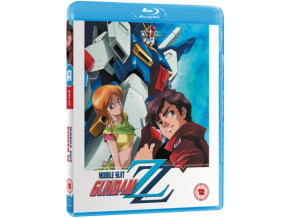 Mobile Suit Gundam Zz Part 1 (Blu-ray)