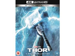 Thor Trilogy (Blu-ray 4K)
