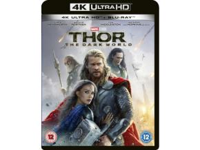 Thor: The Dark World (Blu-ray 4K)