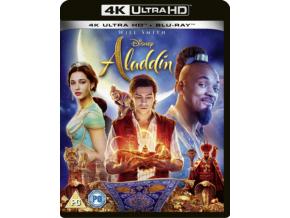 Aladdin Live Action (Blu-ray 4K)