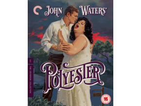 Polyester (1981) (Criterion Collection) Uk Only (Blu-ray)