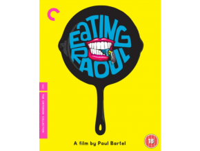 Eating Raoul (1995) (Criterion Collection) Uk Only (Blu-ray)