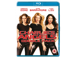 Charlies Angels 1 & 2 (2000 & Full Throttle) (Blu-ray)
