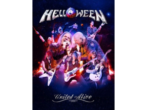 HELLOWEEN - United Alive (Digibook) (DVD)