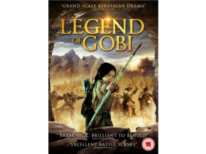 Legend Of Gobi. The (DVD)