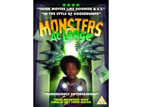 Monsters At Large (DVD)